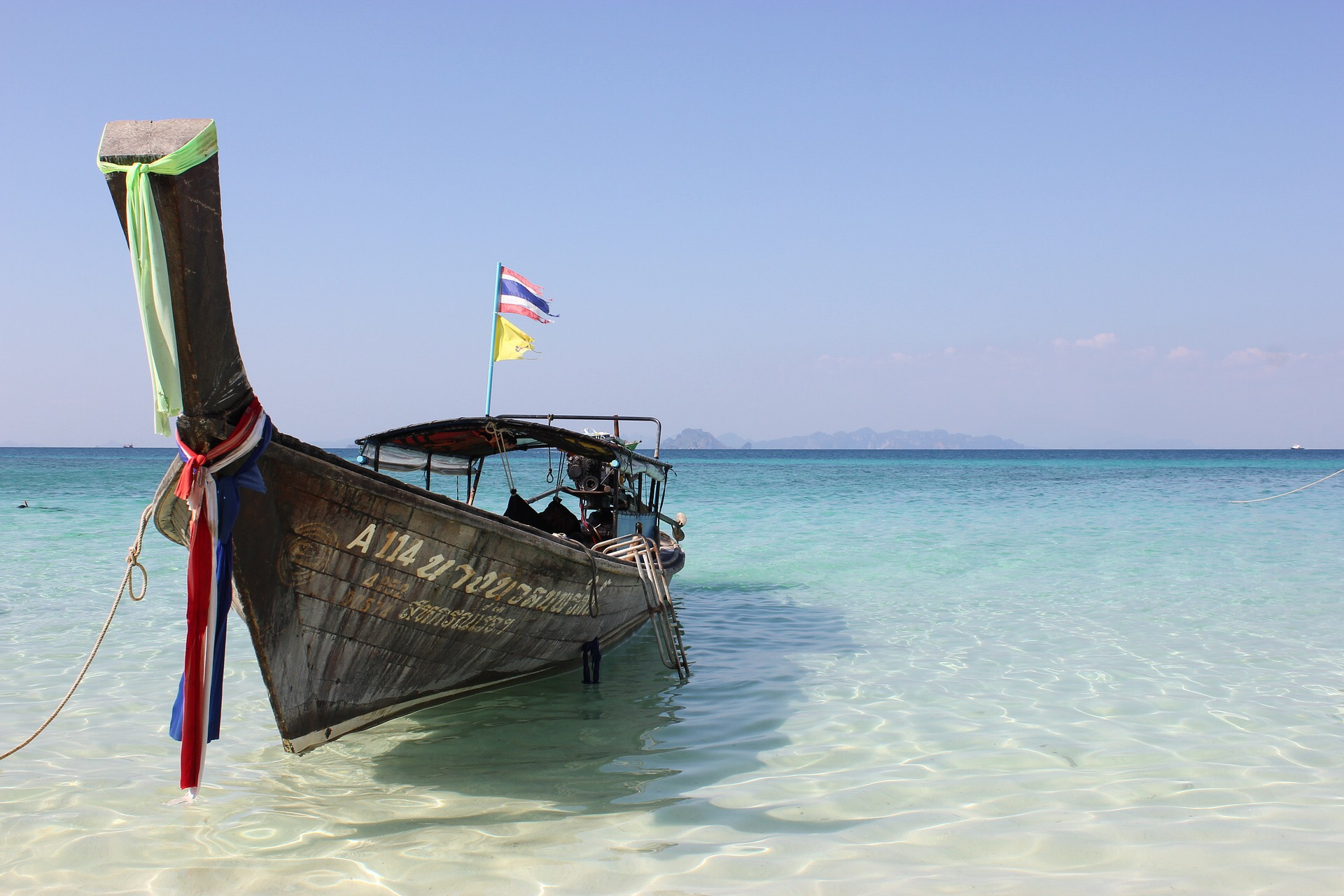 Backpacking in Thailand auf Hippie in the Heart, Backpacker