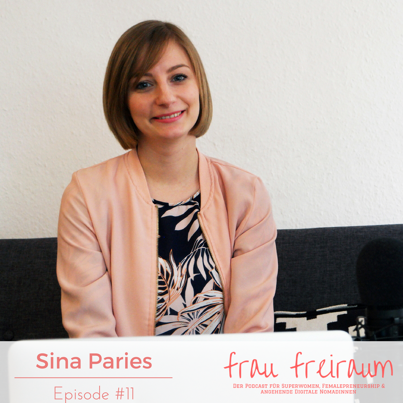 Sina Paries im Interview_ #11 frau freiraum