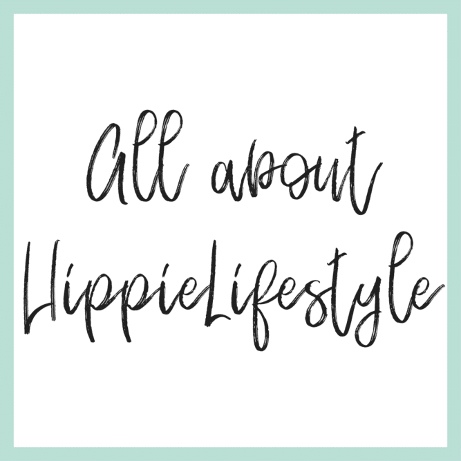 All about Hippie Lifestyle Button - Hippie in the Heart Hippie Lifestyle