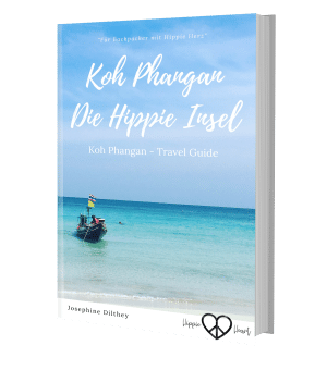Mockup Koh Phangan - Die Hippie Insel - Travel Guide Ebook