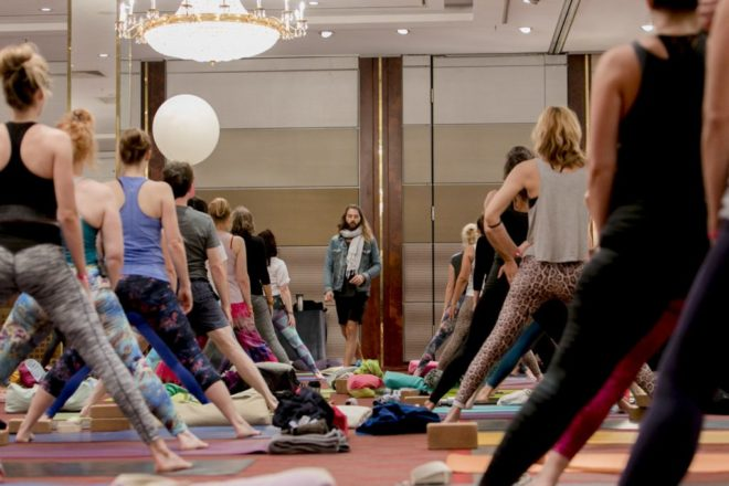 """Hanna Witte2018 263 1024x683 660x440 - Die 14. Yoga Conference Germany - """"Be the change"""""""