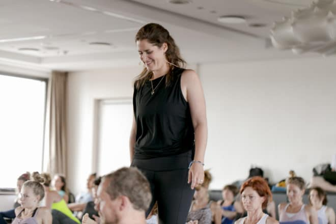 "Hanna Witte2018 378 660x440 - Die 14. Yoga Conference Germany - ""Be the change"""