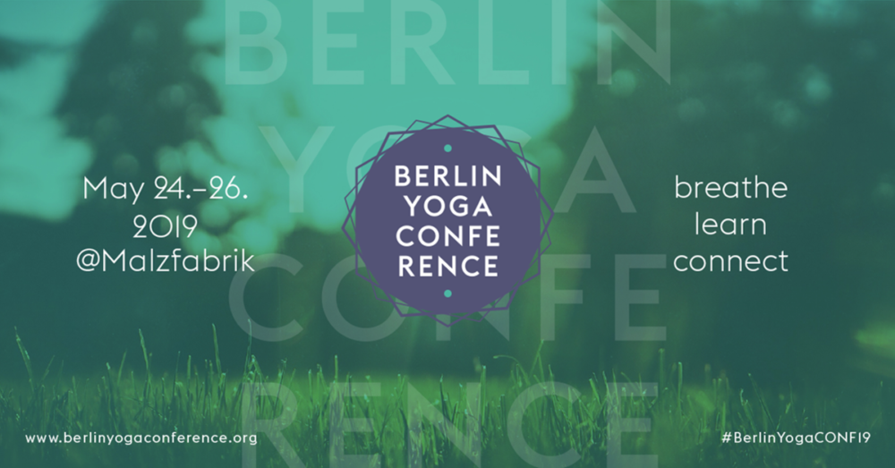 Berlin Yoga Conference 2019